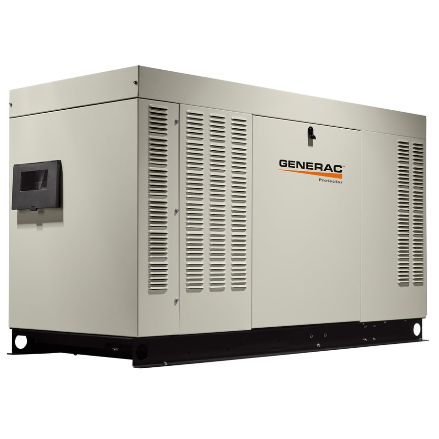 696471616736 shop home standby generators at lowes com 4000 Watt Generac Generator Wiring at gsmportal.co