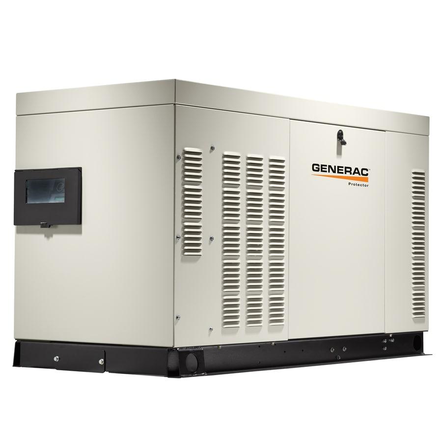 Generac Protector 30000-Watt (Lp) / 30000-Watt (Ng) Standby Generator