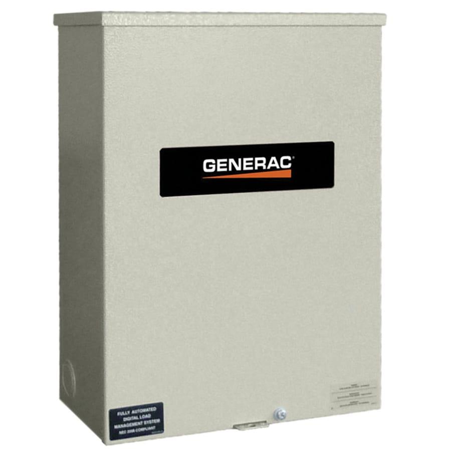 Generac Transfer Switch