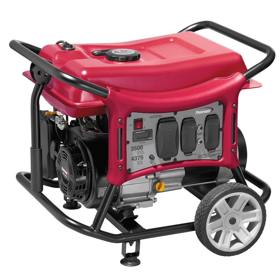 Powermate 3500 Watt Portable Generator