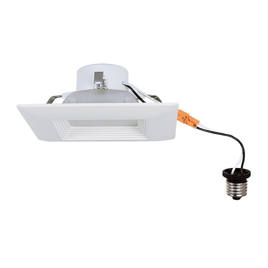Utilitech 65 Watt Equivalent White Dimmable Led Recessed