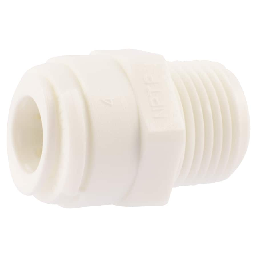 SharkBite 3/8-in Push-to-Connect x 3/8-in OD MIP Male Adapter Push Fitting