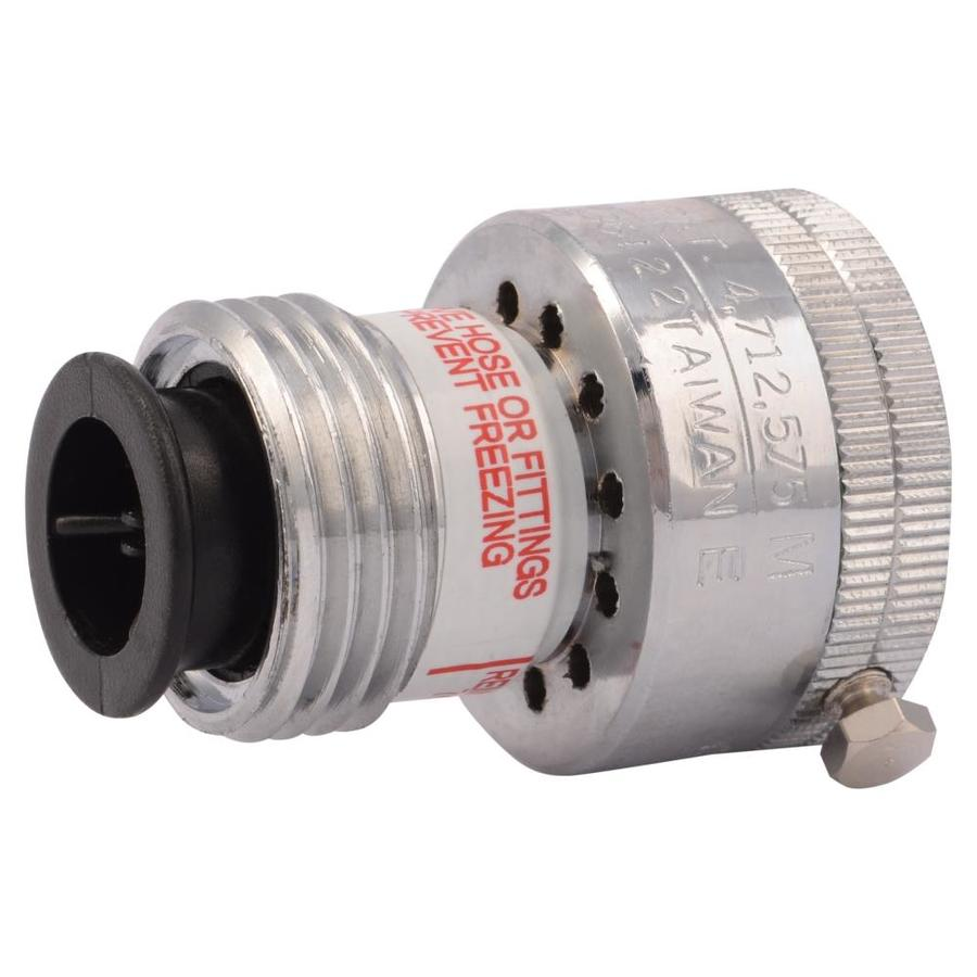 Cash Acme Brass 3/4-in FNPT Vacuum Breaker