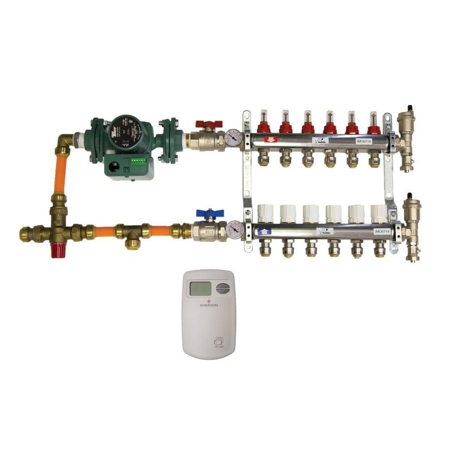 SharkBite 6-Loop Radiant Heating Installation Kit
