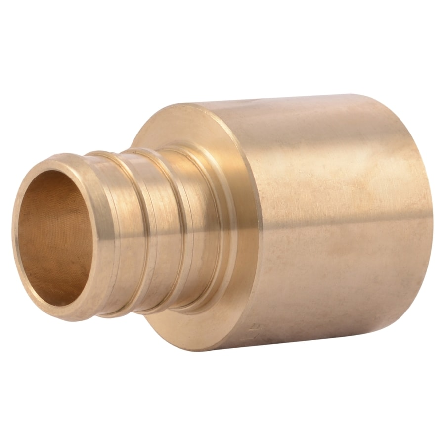SharkBite 3/4-in dia Brass PEX Female Adapter Crimp Fitting