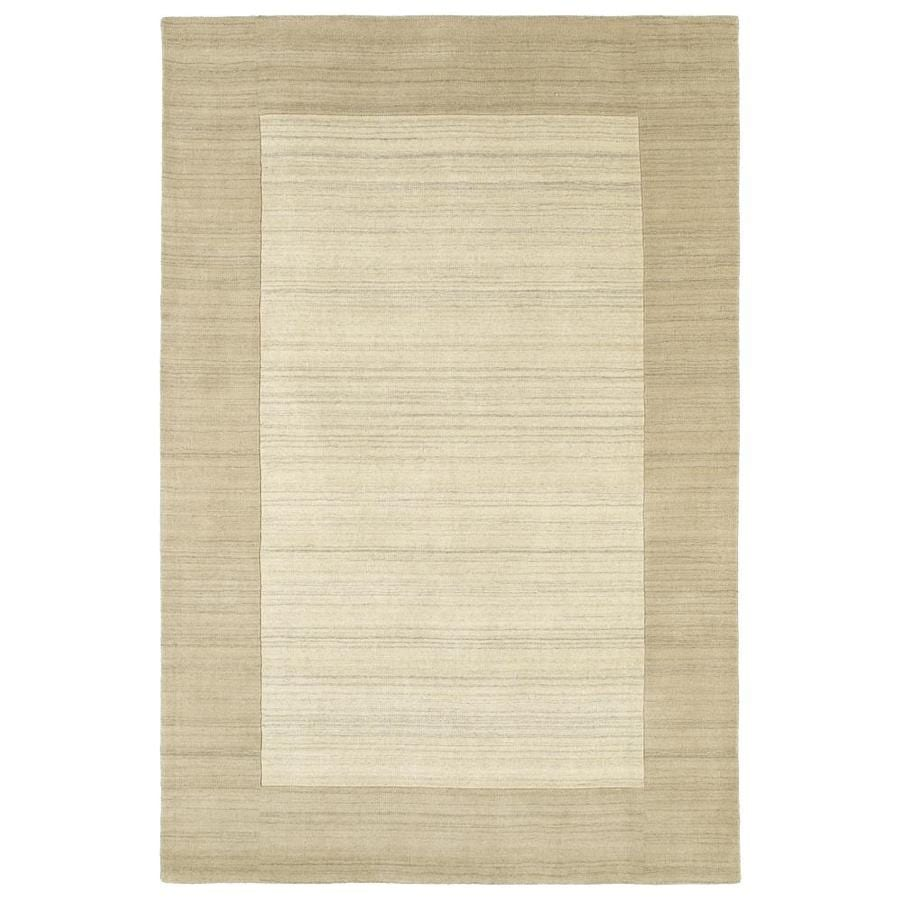 Kaleen Regency Linen Indoor Handcrafted Oriental Runner (Common: 2 x 9; Actual: 2.5-ft W x 8.75-ft L)