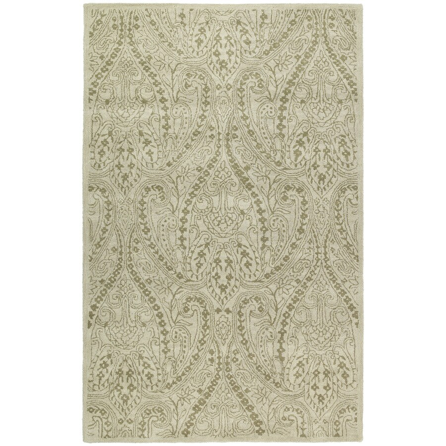 Kaleen Khazana Rectangular Indoor Tufted Area Rug (Common: 8 x 11; Actual: 96-in W x 132-in L)