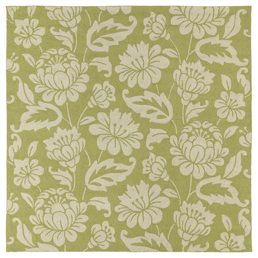 Kaleen Habitat Wasabi 7-ft9-in SQ. Area Rug