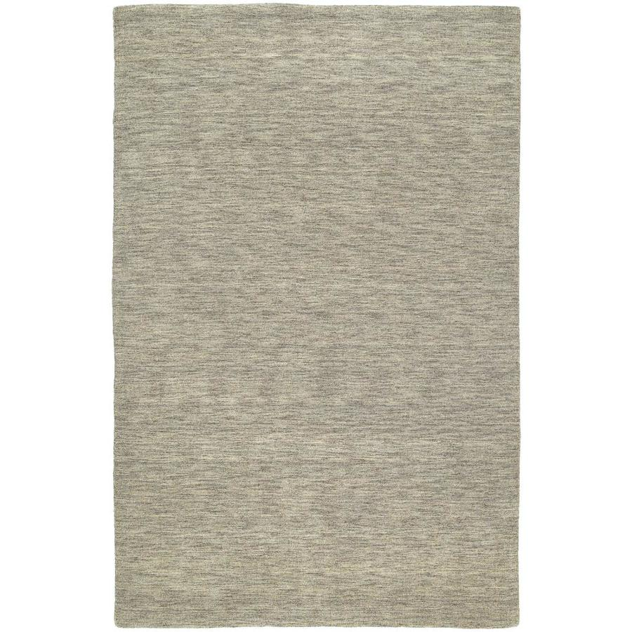 Kaleen Renaissance Brown Indoor Handcrafted Lodge Throw Rug (Common: 3 x 5; Actual: 3-ft W x 5-ft L)