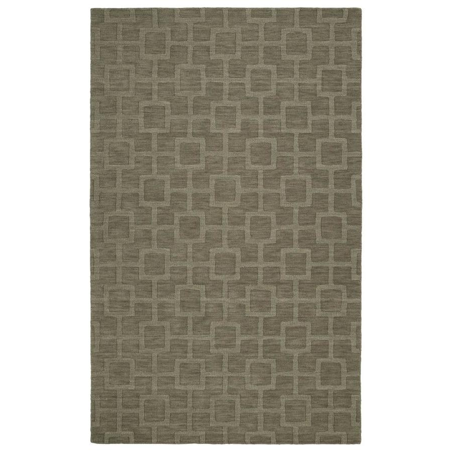 Kaleen Imprints Modern Taupe Rectangular Indoor Handcrafted Moroccan Area Rug (Common: 5 x 8; Actual: 5-ft W x 8-ft L)