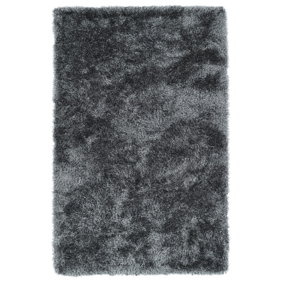 Kaleen Posh PSH01-75 Grey 8 ft x 10 ft Area Rug