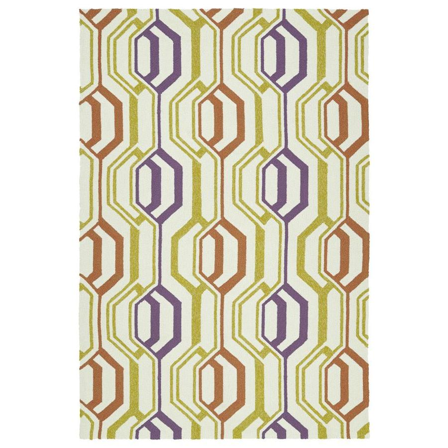 Kaleen Escape Multi 4 Ft. x 6 Ft. Area Rug