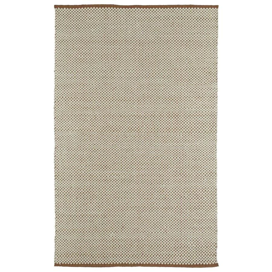 Kaleen Colinas Indoor Handcrafted Nature Area Rug (Common: 5 x 8; Actual: 5-ft W x 7.5-ft L)