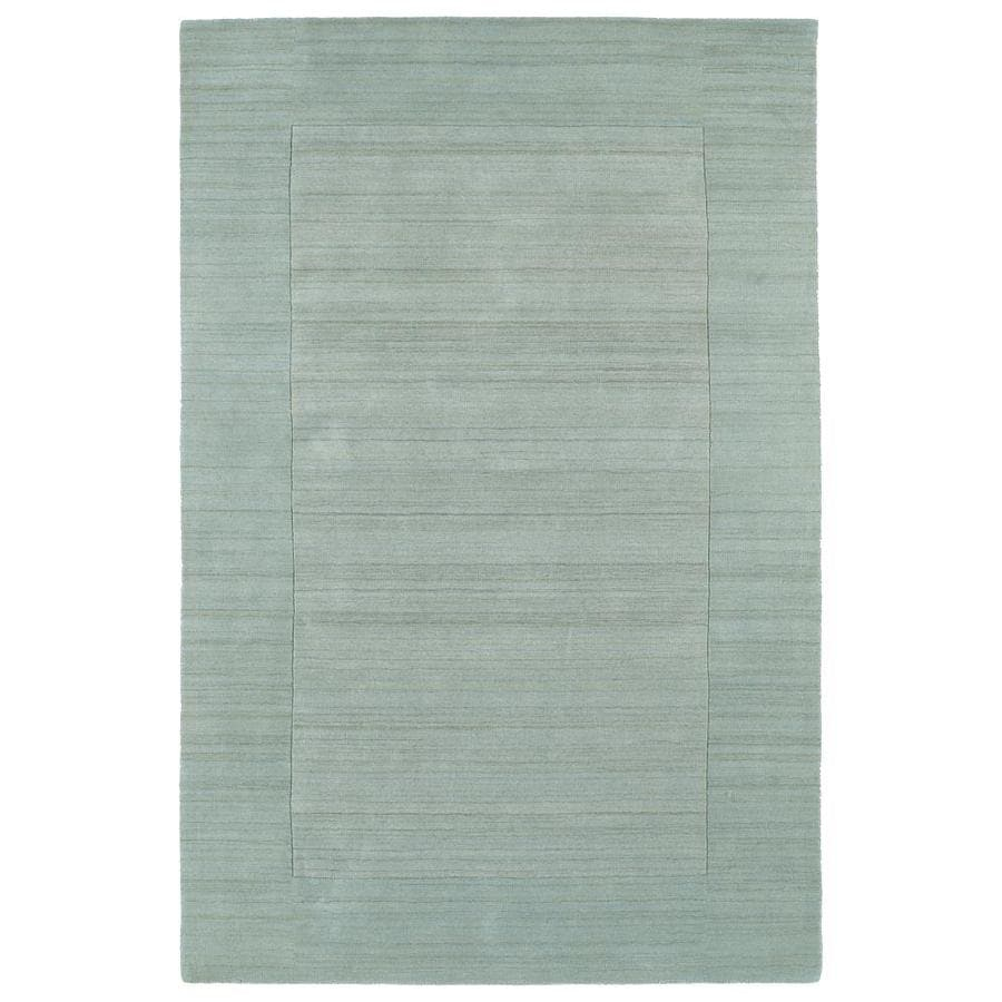 Kaleen Regency Spa Indoor Handcrafted Oriental Area Rug (Common: 5 x 8; Actual: 5-ft W x 7.75-ft L)