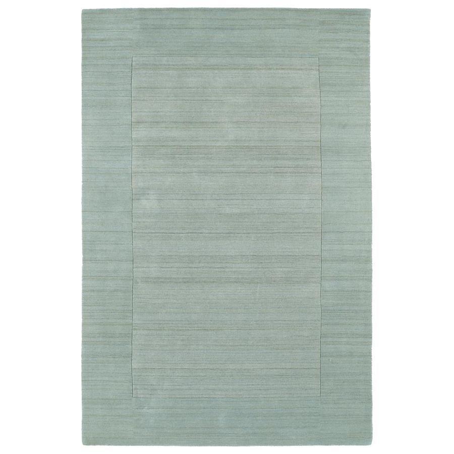 Kaleen Regency Spa Indoor Handcrafted Oriental Area Rug (Common: 8 x 10; Actual: 8-ft W x 10-ft L)