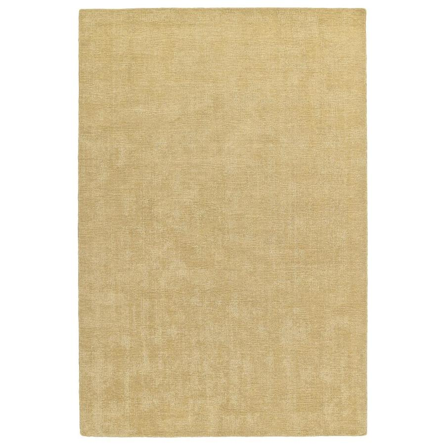 Kaleen Lauderdale Sable Rectangular Indoor/Outdoor Handcrafted Coastal Area Rug (Common: 9 x 12; Actual: 9-ft W x 12-ft L)