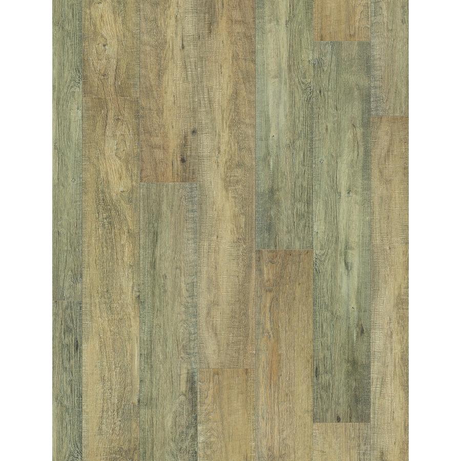 Allen Roth Urbanite Oak 7 55 In W X 4