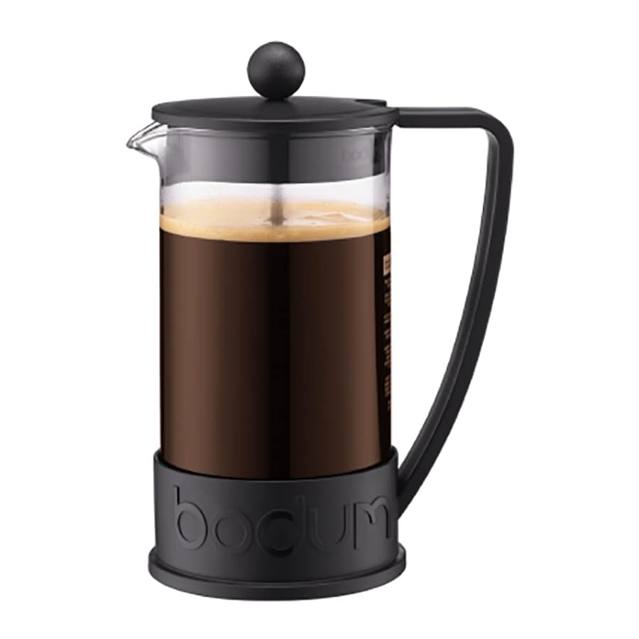 BODUM 8-Cup Black Coffee Maker