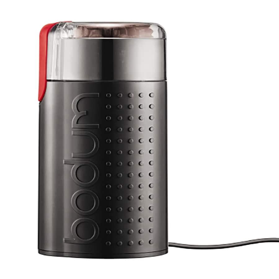 BODUM 3-oz Black Stainless Blade Coffee Grinder