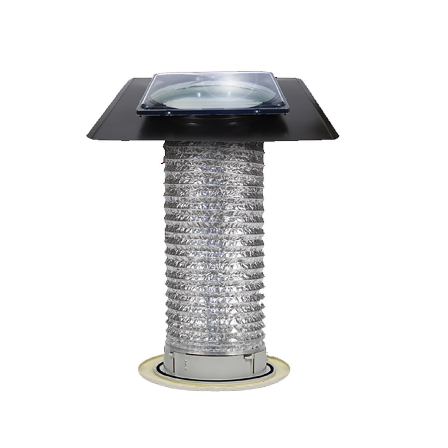 U.S. Sunlight 96-in x 14-in Non-Insulated Acrylic Flexible Tubular Skylight