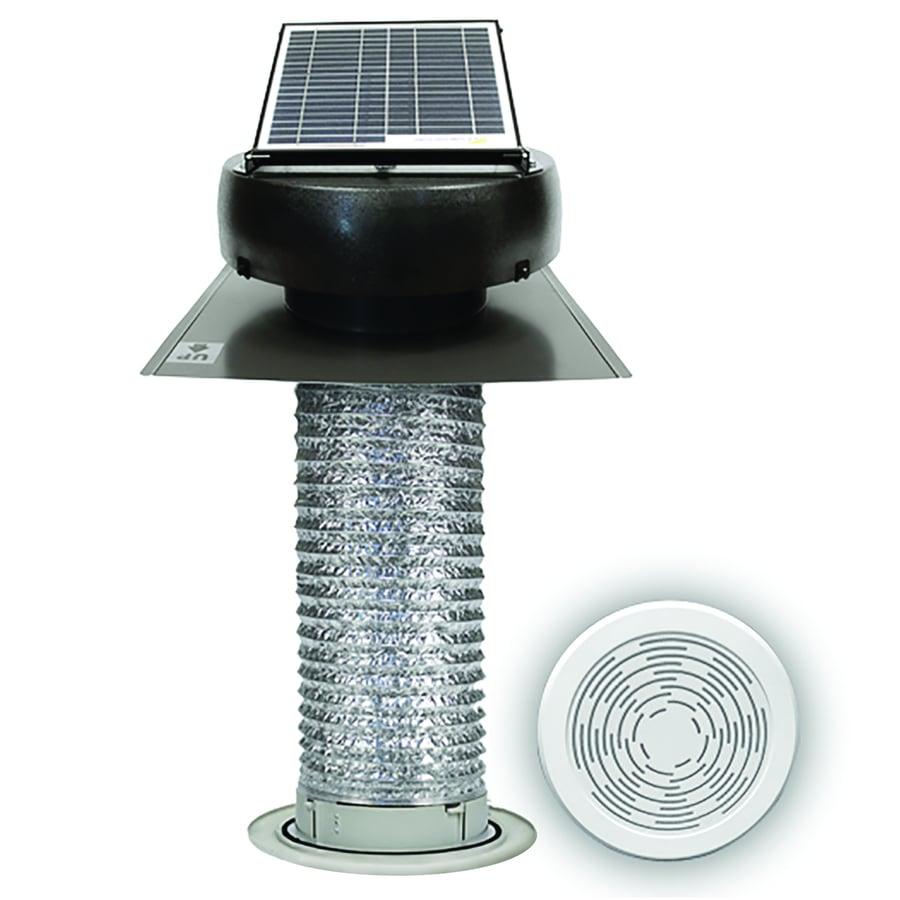 Whole House Fan : Shop u s sunlight solar whole house fan at lowes