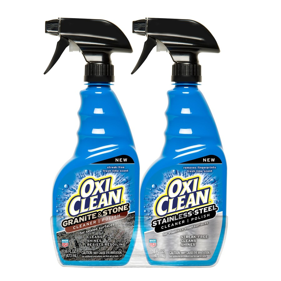 OxiClean 2 Pack 16 Fl Oz Granite Cleaner