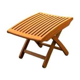 International Caravan Royal Tahiti Foot Stool