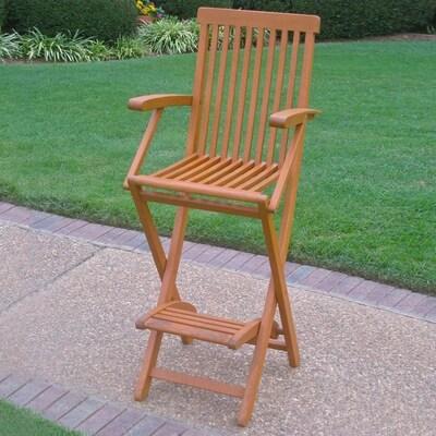 Marvelous Royal Tahiti Set Of 2 Wood Stationary Bar Stool Chair S With Slat Seat Evergreenethics Interior Chair Design Evergreenethicsorg