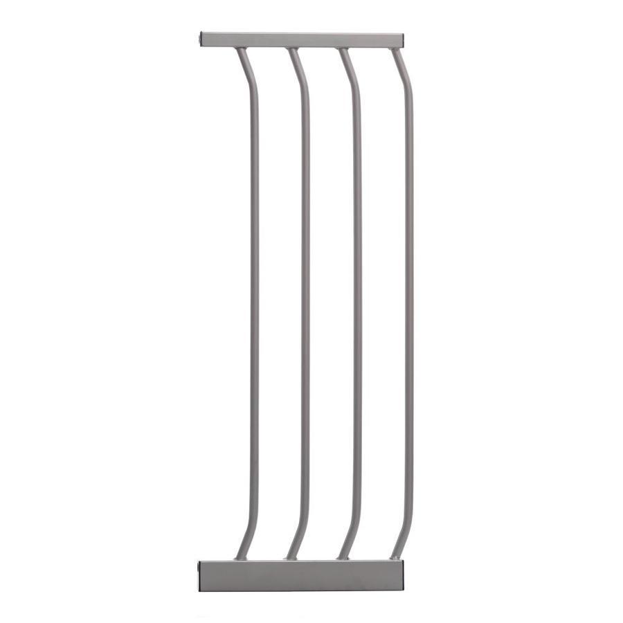Dreambaby Dawson 10.5-in x 29.5-in Silver Metal Child Safety Gate