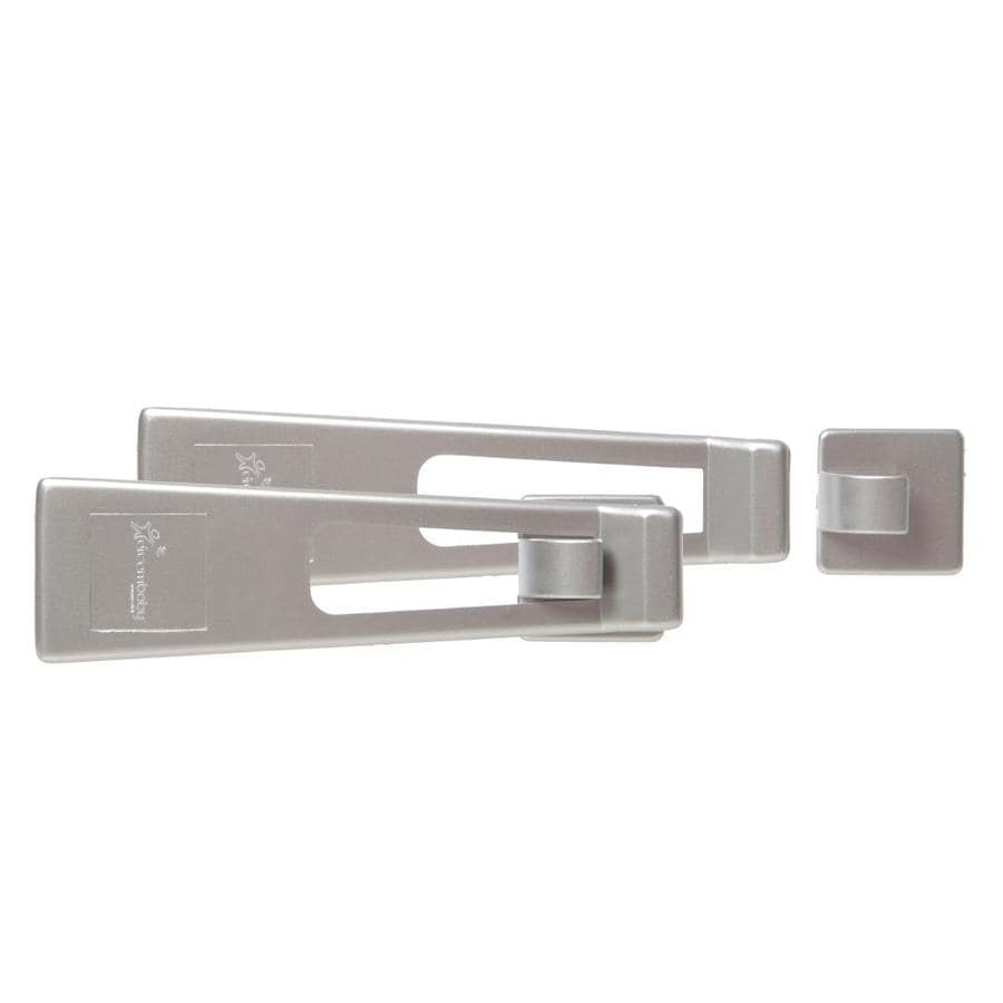 Dreambaby 2-Pack Silver Refrigerator Latches