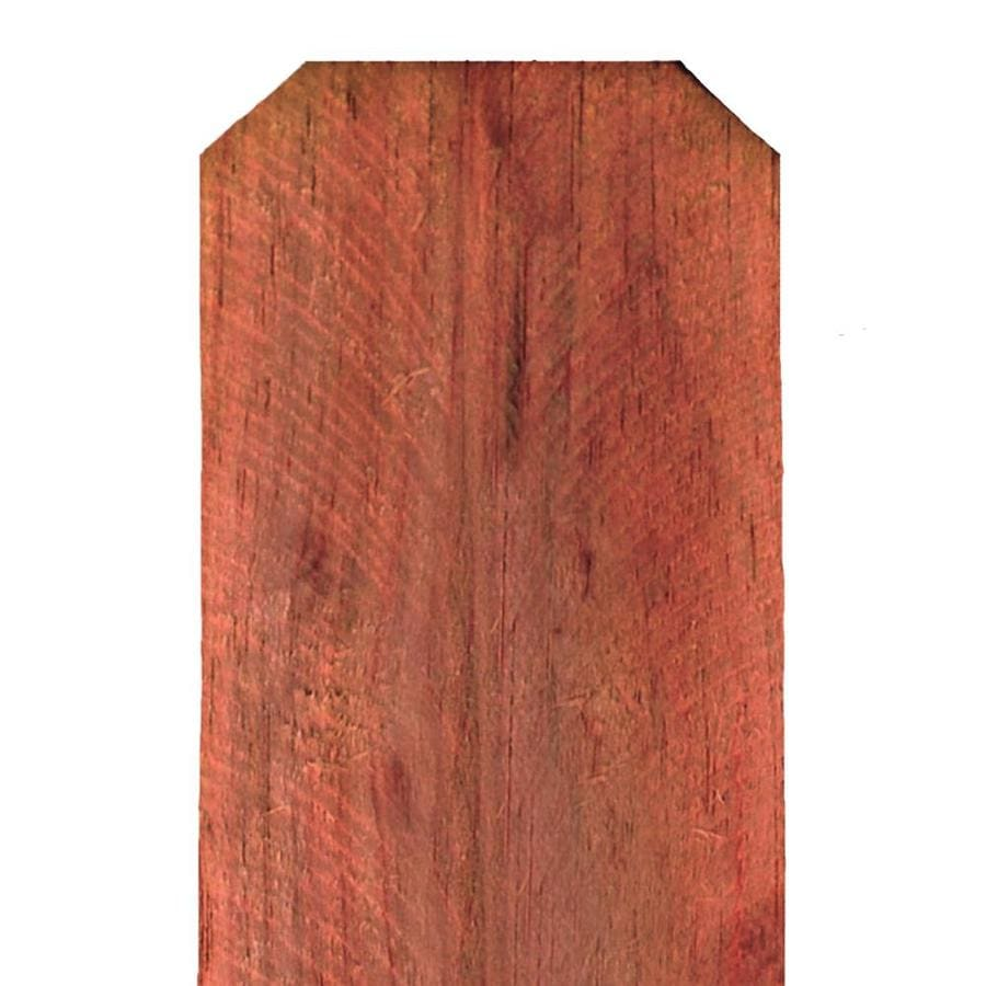 (Common: 11/16-in x 6-in; Actual: 0.6875-in x 6-in) Pressure Treated Pine Fence Picket