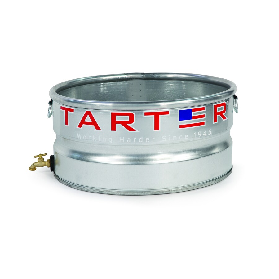 Tarter 23-Gallon Galvanized Steel Stock Tank