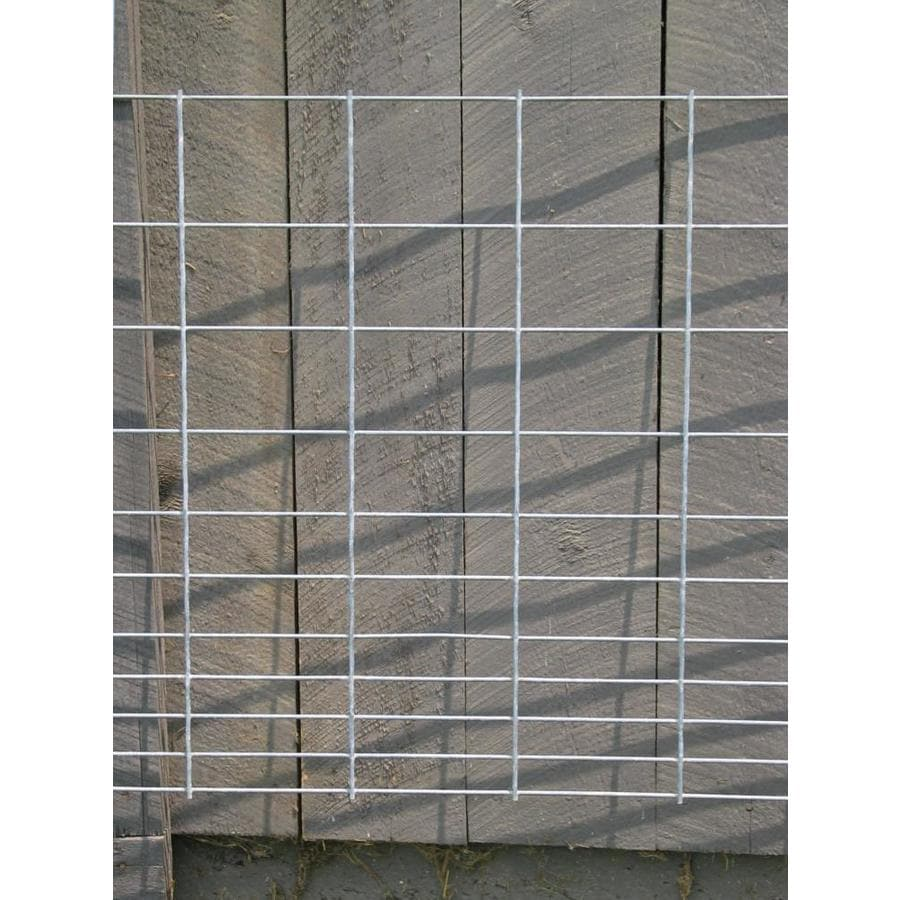 Tarter (Actual: 2.834-ft x 16-ft) Steel Farm Fence Panel
