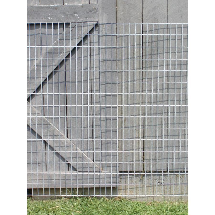 Tarter (Actual: 5-ft x 16-ft) Steel Farm Fence Panel at Lowes com