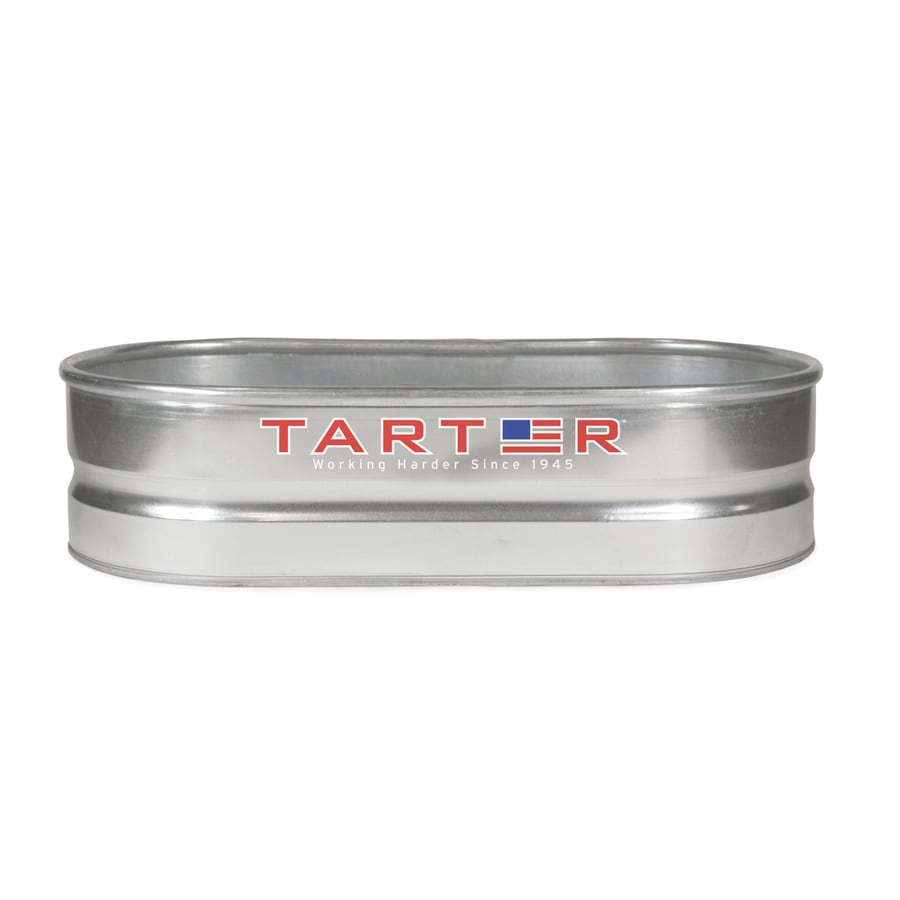 Tarter 44-Gallon Galvanized Steel Stock Tank