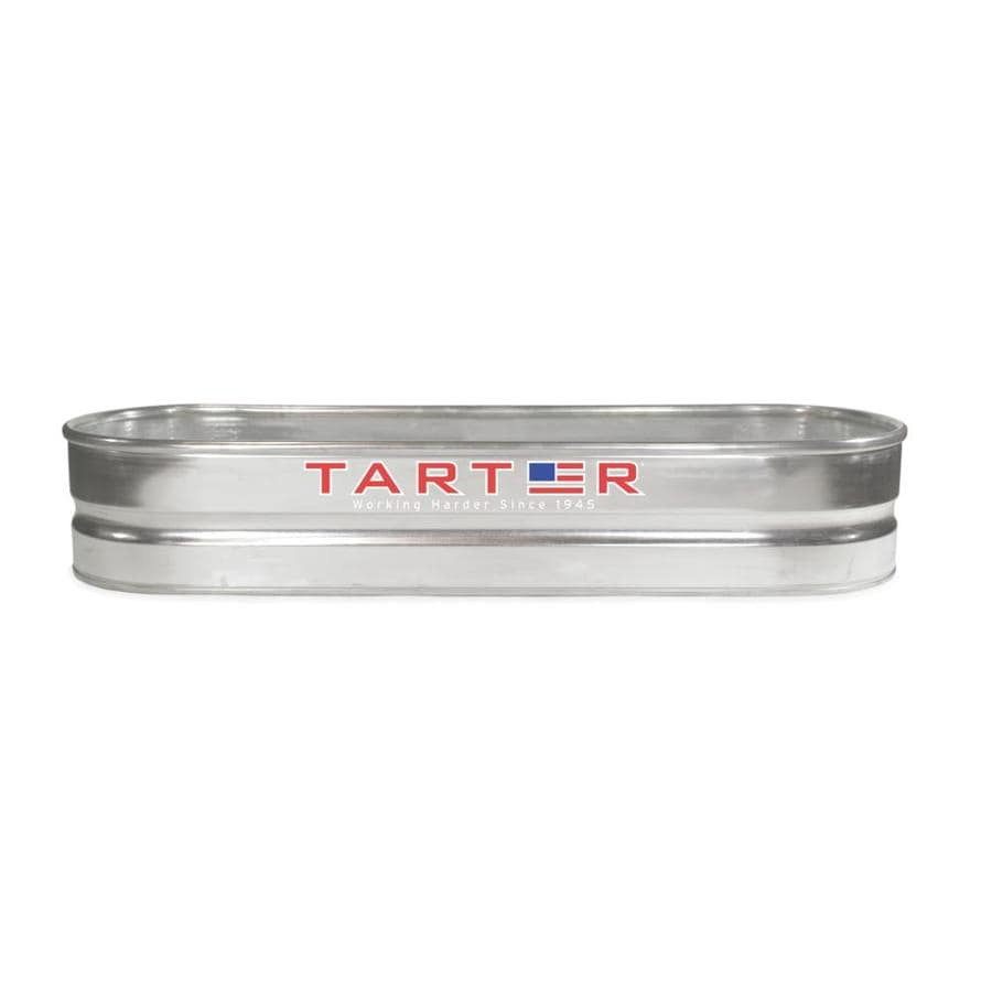 Tarter 70-Gallon Galvanized Steel Stock Tank