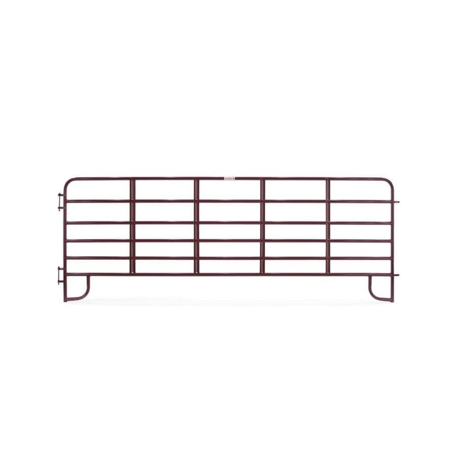 Tarter Steel-Painted Farm Fence Panel (Common: 5-ft x 14-ft; Actual: 5.166-ft x 14-ft)