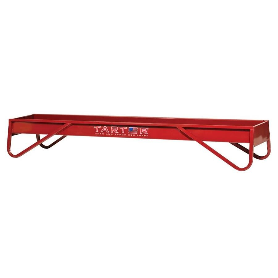 Tarter 200-lbs Powder Coated Cow Feeder