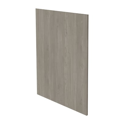 Cambridge 36 In W X 24 In H X 2 In D Grey Nordic Wood Engineered Wood Door Base Stock Cabinet In The Stock Kitchen Cabinets Department At Lowes Com