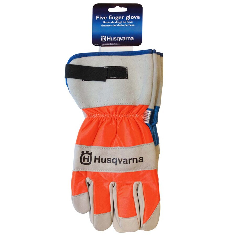Husqvarna Medium Chain Saw Protective Gloves