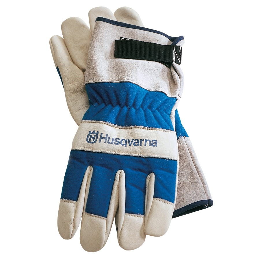 Husqvarna X-Large Unisex Leather Gloves