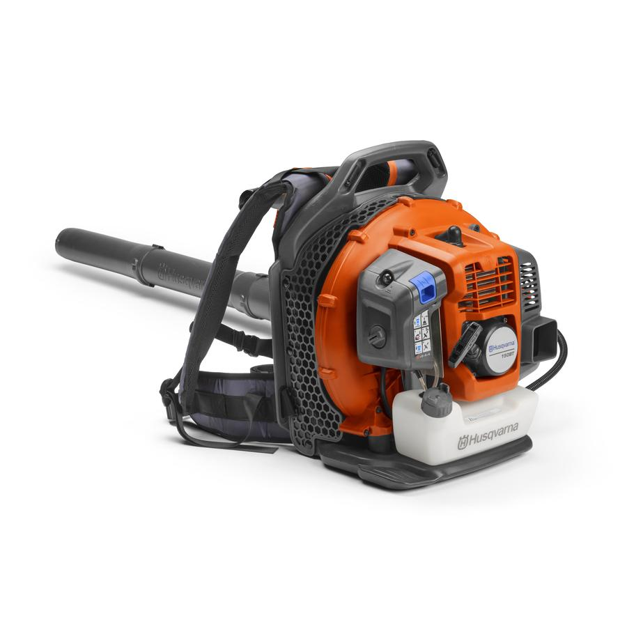 Husqvarna 150BT 50.2cc 2-Cycle 251-MPH 692-CFM Professional Gas Backpack Leaf Blower