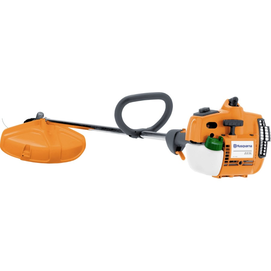 Husqvarna 25-cc 2-Cycle 18-in Straight Shaft Gas String Trimmer