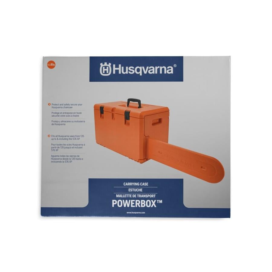 Husqvarna Chainsaw Case
