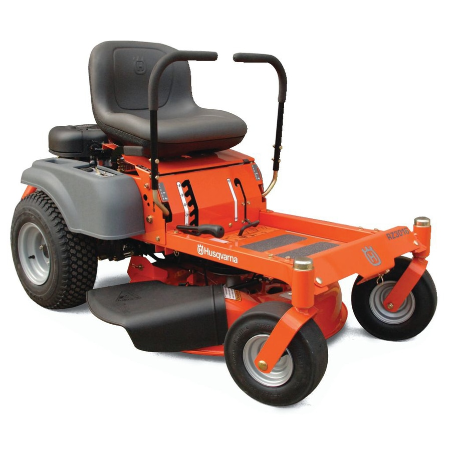 Husqvarna 15 5 Hp Dual Hydrostatic 30 In Zero Turn Lawn