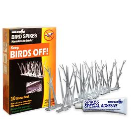 10 Lin Ft Bird Repellent Spikes