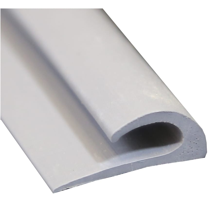 Wellmade 1.375-in x 72-in Grey Reducer Floor Moulding