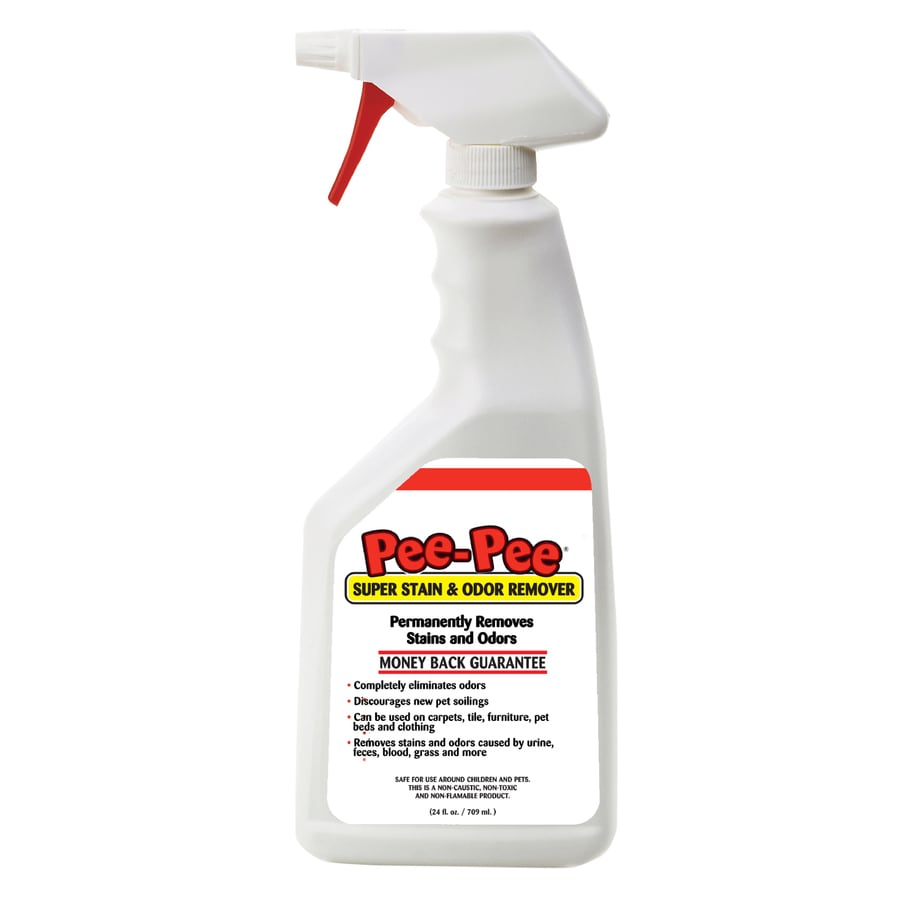 Pet Select 24-oz Dog Stain and Odor Remover Trigger Spray Bottle