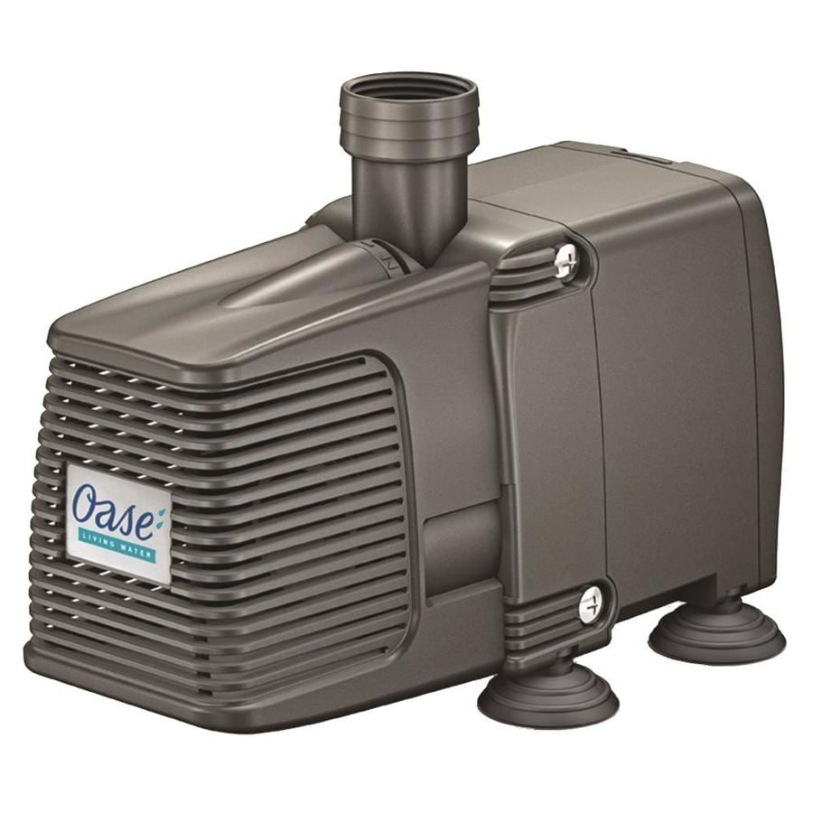 Oase 800-GPH Submersible Fountain Pump
