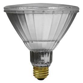 Utilitech Pro 2 Pack 90 W Equivalent Dimmable Soft White Par38 Led Flood Light Bulbs